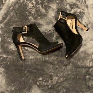 I think 3 inch heels super cute worn once